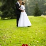 Brautstrauß im Europapark